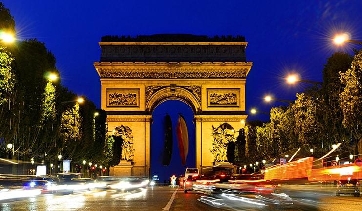 Centre d'affaires et domiciliation 34 avenue des Champs Elysées