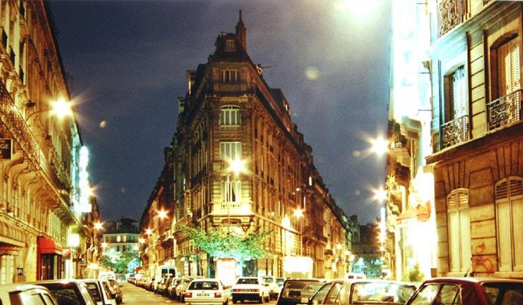 Centre d'affaires et domiciliation saint lazare paris 8