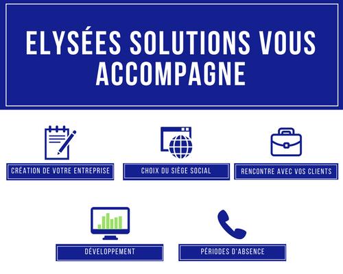 Infographie Elysées Solutions AZ